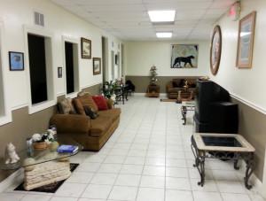 1828 Evans Unit B lobby